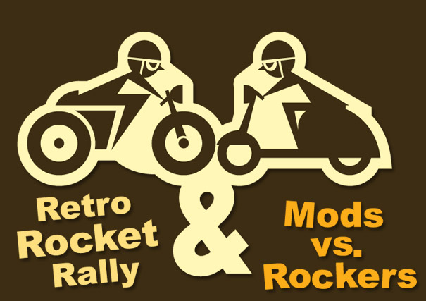 mods and rockers. Rockers 2010